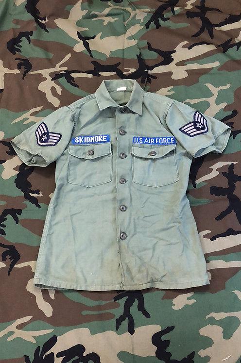 USAF OG-107 Type III Cotton Fatigue Shirt