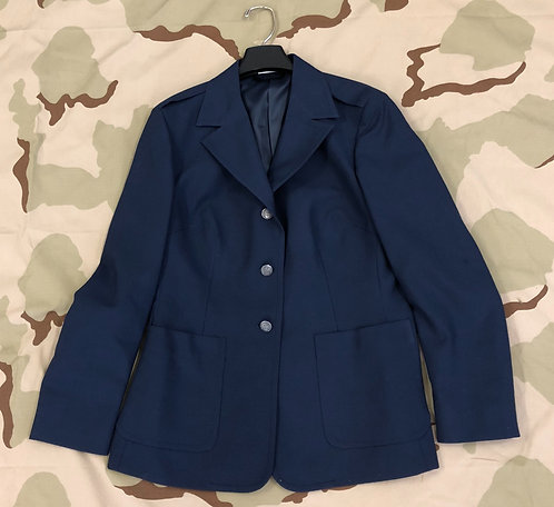 USAF Woman's Poly/Wool Dress Blue Jacket