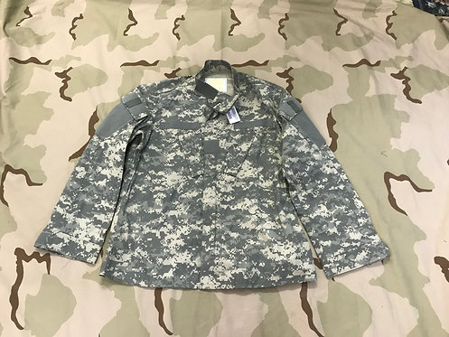 US Army ACU Shirt Camo Coat Combat Uniform UCP NEW
