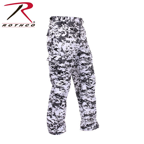Rothco City Digital Camo BDU Pants