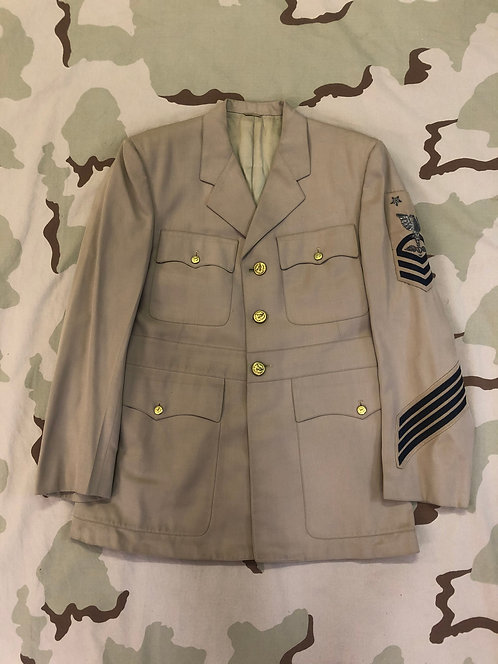 US Navy Uniform Dress Khaki Jacket