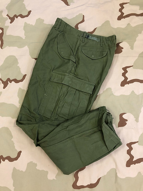 M-1965 OG-107 Fatigue Field Pants
