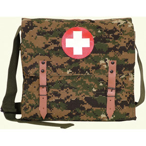 CANVAS GERMAN MEDIC BAG