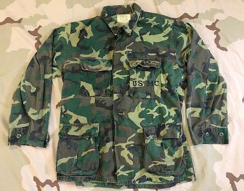 USMC ERDL Camo BDU Shirt