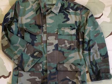 The Battle Dress Uniform (BDU)