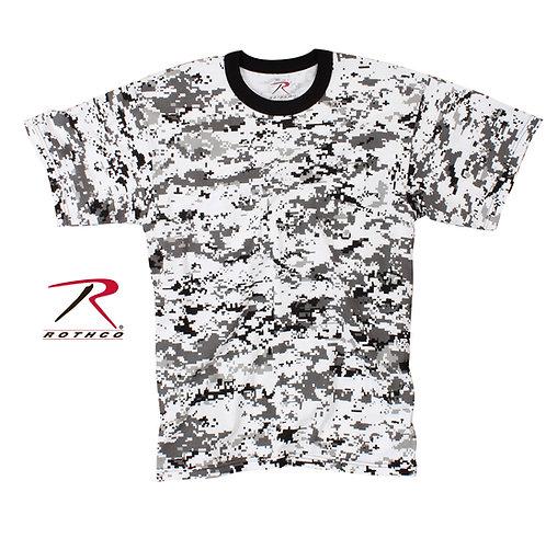 Rothco City Digital Camo T-Shirt