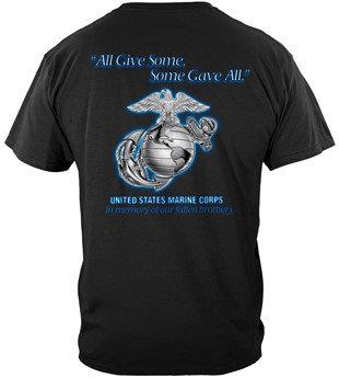 "USMC Marines ""All Gave Some"" T-Shirt"