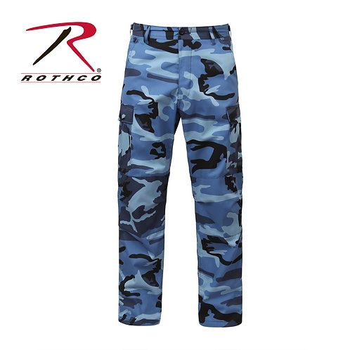Rothco Sky Blue Camo BDU Pants