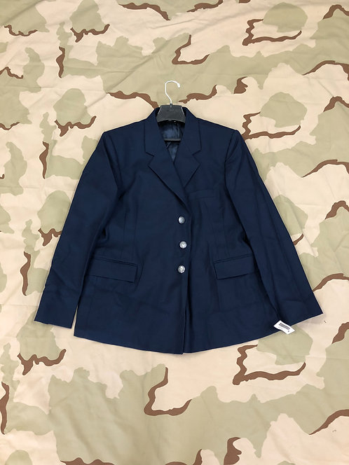 USAF Woman's Current Issue Dress Blue Jacket