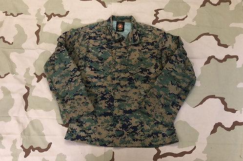 USMC Marines Woodland Marpat Camo Blouse