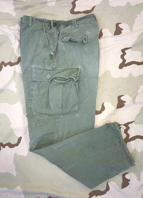 Vietnam Vintage OG-107 Jungle Fatigue Trousers