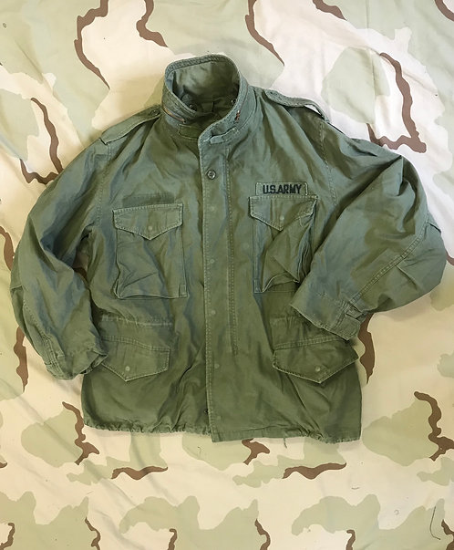 M-65 OG-107 Cold Weather Field Jacket