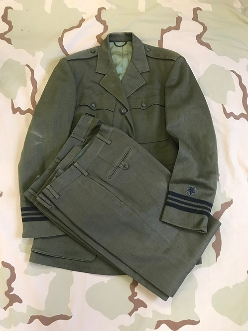 US Navy Officer Jacket & Trouser Uniform Set