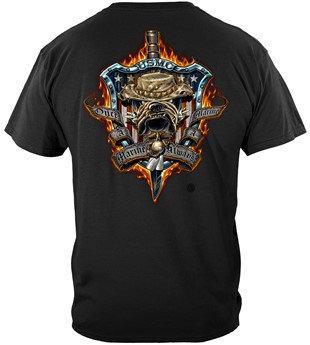 "USMC ""Once a Marine Always a Marine"" T-Shirt"