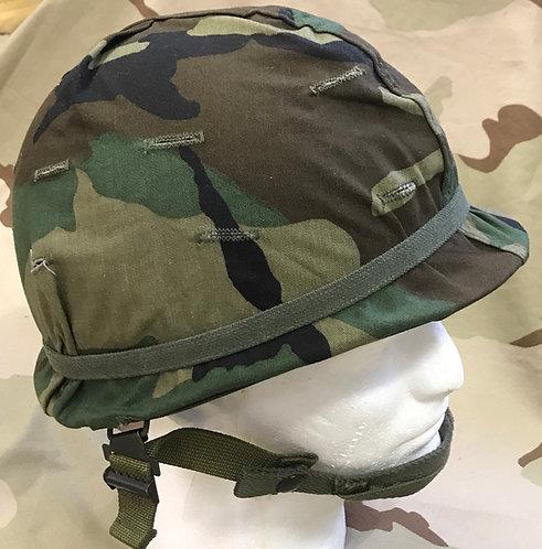 M1 Steel Pot Helmet with Liner