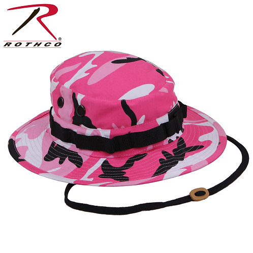 Rothco Pink Camo Boonie Hat