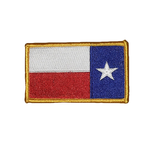 Texas State Guard Flag Patch Right Sleeve