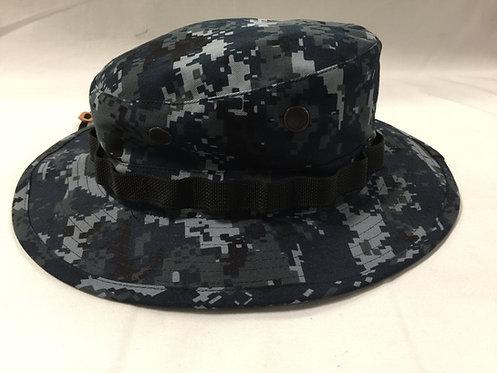 R&B NWU Navy Digital Camo Boonie Hat