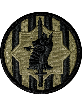US Army OCP 89th Military Police MP Brigade Patch