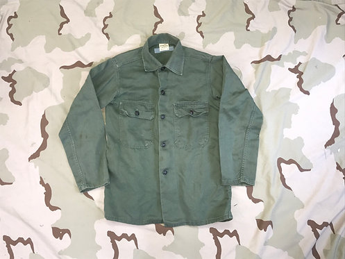 "US Army Vintage ""Guaranteed Trooper Fatigues"" Shirt"