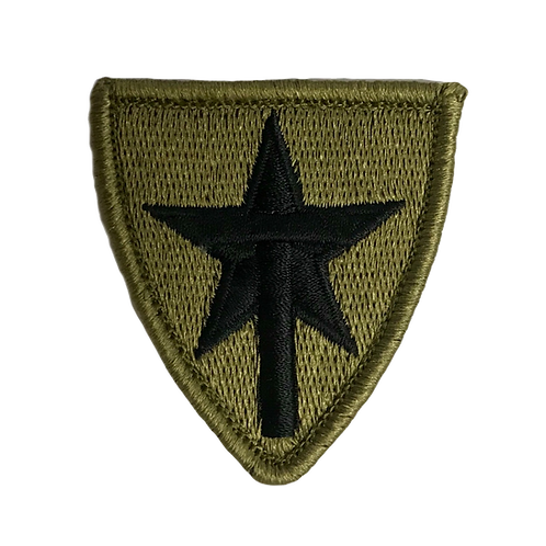 Texas State Guard OCP Patch