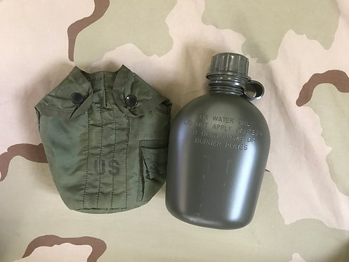 M-1967 Nylon Canteen Cover Pouch