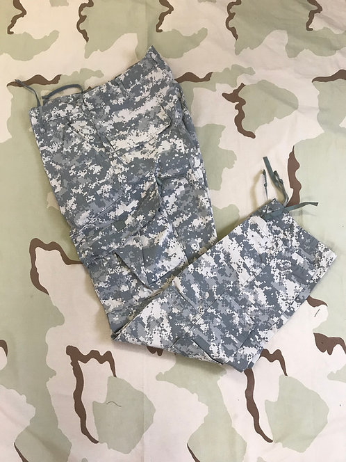 US Army FR ACU Pants Flame Resistant Trousers Camo