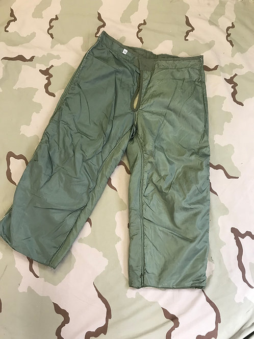 Korea War M-1951 Trousers Field Liner Pants Wool Medium