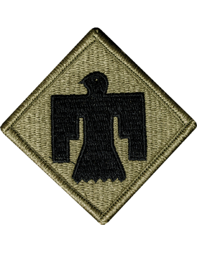 US Army OCP 45th Infantry Division Patch