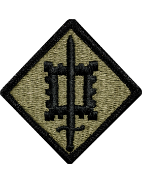 US Army 18th Engineer Brigade Patch