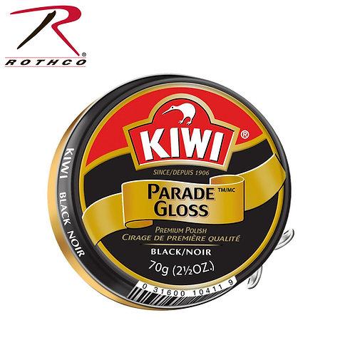 KIWI LARGE PARADE GLOSS BLACK