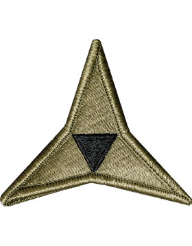 US Army OCP 3rd Corps Patch
