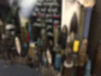 US Military Artillery shells at Army Navy Warehouse