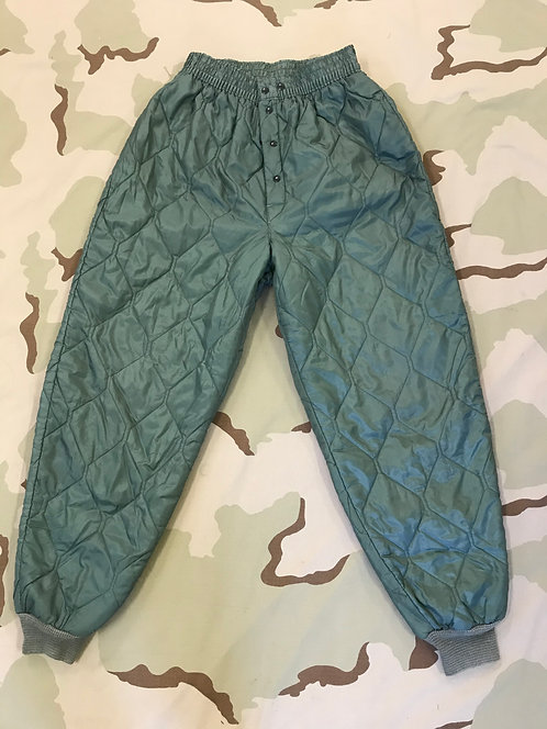 CWU-9/P Quilted Flight Trousers - Medium
