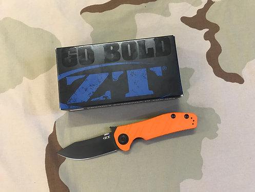 Zero Tolerance Knife 0630ORBLK Emerson Design