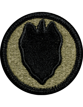 US Army OCP 24th Infantry Division Patch