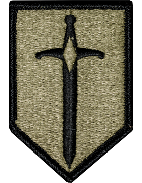 US Army OCP 1st Maneuver Enhancement Brigade Patch