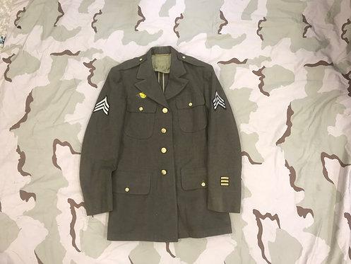 WW2 Army Enlisted Wool Dress Jacket