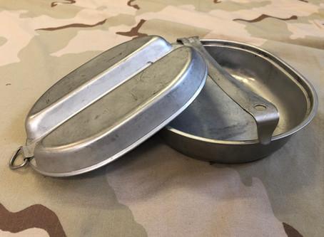 Military Mess Kits - The Break Down