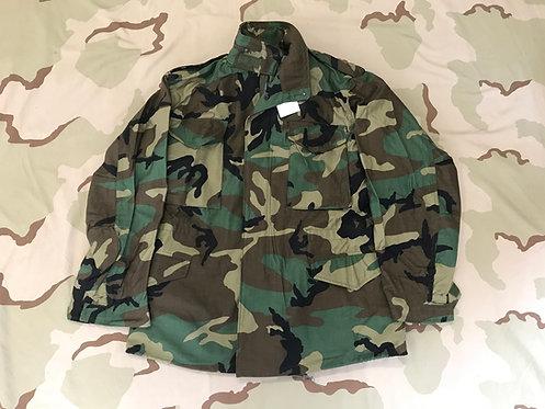 USGI Camo BDU Field Jacket
