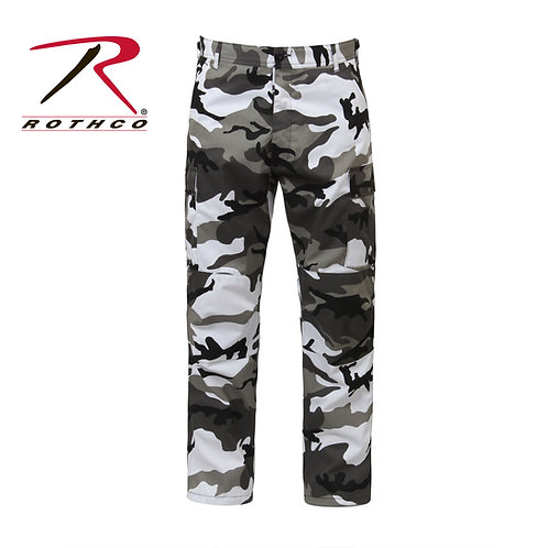 Rothco City Camo BDU Pants