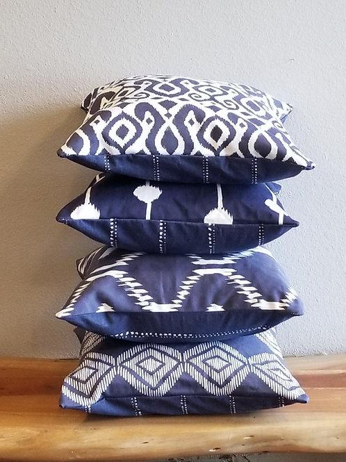 Indigo Pillow Covers