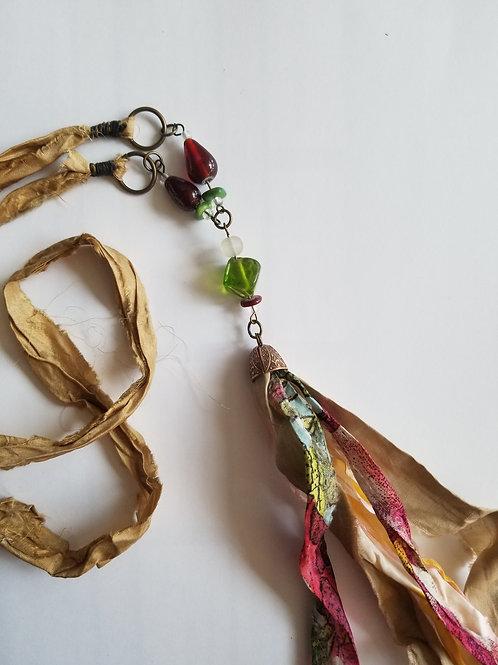 Sari Necklace