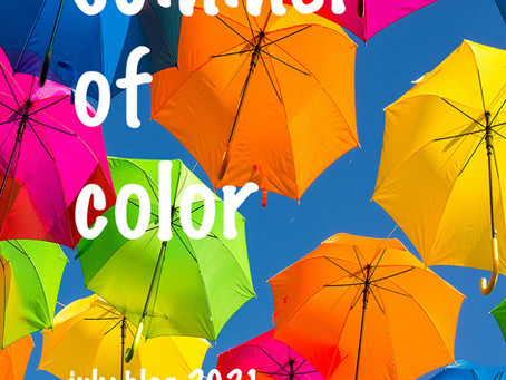 Summer of Color! ❤️🧡💛💚💙💜