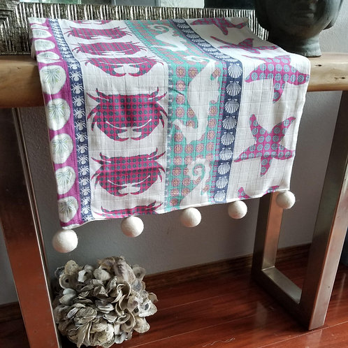 Boho Beach Table Runners