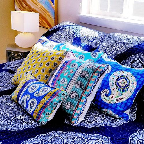 Randi K. Mykonos Pillow Covers