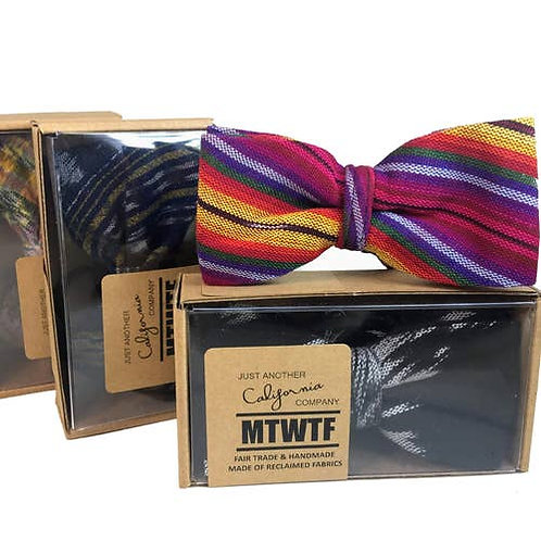 Gifts for Him Fair Trade Bow Tie