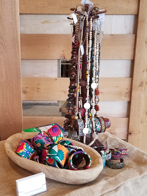 Randi K. Boho Necklaces