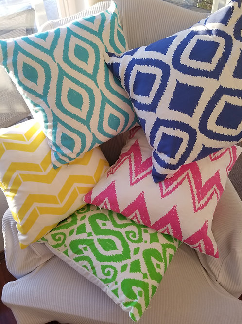 Randi K. Prism Pillow covers