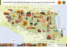 FOOD MAP EMILIA ROMAGNA